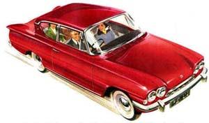 Ford Consul Classic 315