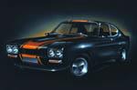 Capri RS3500
